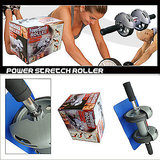 Powerstretch Ab Roller Wheel The Roller Slide Provides One Of The Very Best Exer