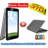 IBall Slide 7236 2G Tablet With Free IBall Original Flip Cover (Grey)