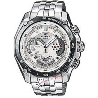 Casio Edifice 550 White Redbull Edition Watch For Men Casio