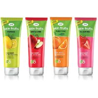 Joy Skin Fruits Face Wash Pack (Gentle Care, Fairness, Purifying, Oil Control)