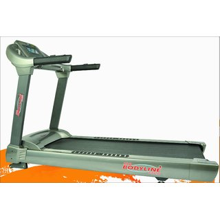 Pro Bodyline Motorised Treadmill 789 available at ShopClues for Rs.199000