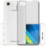 Karbonn K9 Smart Transparent Soft Back Cover