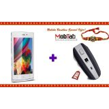 IBall Andi 4.5P Glitter Mobile With 1GB RAM & Free IBall EARWEAR J9 Bluetooth