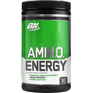Optimum Nutrition AMINO ENERGY LEMON LIME 270G