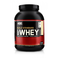 Optimum Nutrition 100 Whey Gold Standard  5 Lbs (Vanilla Ice Cream)