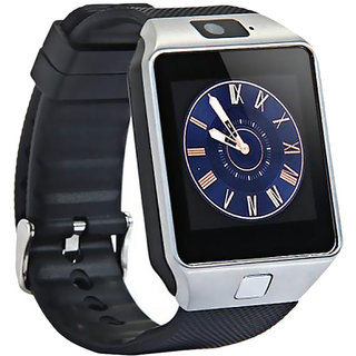 DZ09 SMART Watch Phone For Android IOS Bluetooth Camera SIM Card n Memory Slot