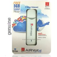 Buy Online IBall Airway 21Mbps Datacard 21.0MP58 3G USB Modem Dongle