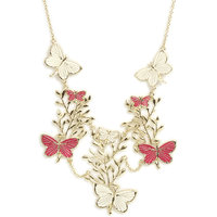 Non Plated Multicolor Necklace Set For Women