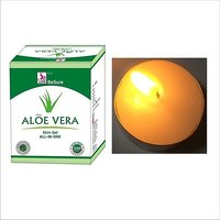 BeSure Aloe Vera Skin Gel With BeSure Tealights (35 Pieces)