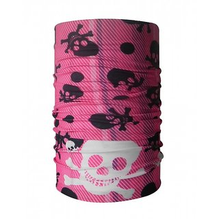 Noise Pink Demon Headwrap