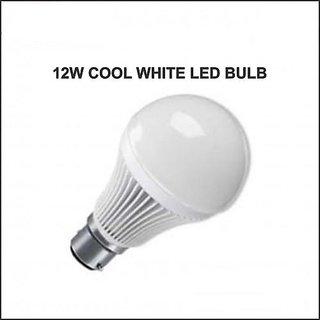 12W LED Cool White Bulb