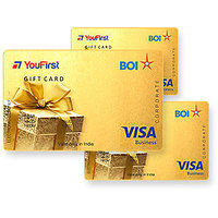 YouFirst BOI gift card (Rs 2500)