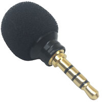 Magideal 3.5mm Mini Stereo Microphone Mic -Mobile Phone Laptop Recording Small