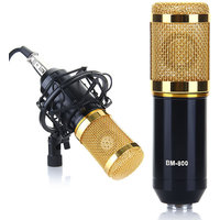 Magideal Professional Condenser Microphone Mic Sound Studio Recording Dynamic