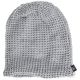 e832c68e993 Mens Slouchy Long Beanie Knit Cap for Summer Winter Oversize Light Gray  available at ShopClues for