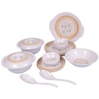 Diamond 32Pcs-Alfa-A-9 32 Pcs Diamond Dinner Set