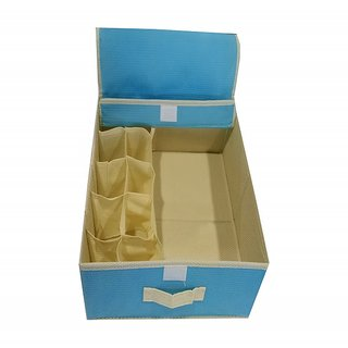 Welhouse India Waterproof Cotton Multipurpose Storage Box SB-02
