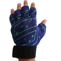 SNS ULTRA LITE Hockey Glove - BLUE