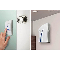 32 Melody Musical Sound Wireless Door Security Bell For Office Building Factory