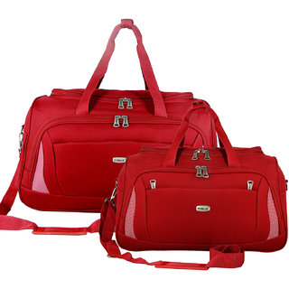 Timus Morocco Plus 55 65cm Red Duffle Travel Combo