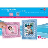 """3D Depth Ilusion Photo Frames(First Time In India)- Photo Size- 5""""x7"""""""