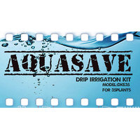 AQUASAVE DRIP IRRIGATION KIT - DKE35