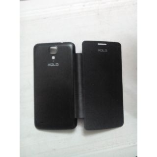 xolo q700 / Q700I flip cover BLACK available at ShopClues for Rs.148