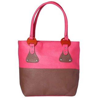 Kreative Women Bags Cb01164Brown.Pink