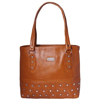 Kreative Women Bags Cb01172Tan
