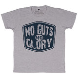 "Men's T-Shirts ""No Guts No Glory"""