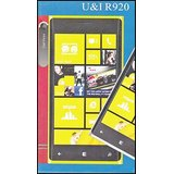 "New U&I R920 dual sim! 4.8""Touch screen! dual camera!"