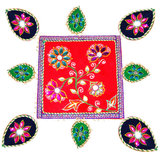 Multi-purpose Wooden Diwali Rangoli & Wall Decor WR-104