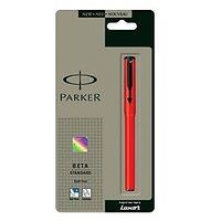 Parker Beta Standard Ball Pen (Red)