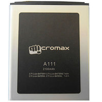 Replacement Battery For Micromax A111 Canvas Doodle
