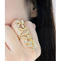 Cinderella Beautiful Long Finger Ring