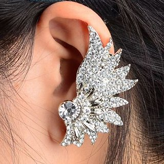 Cinderella  Beautiful Crystal Ear Cuff