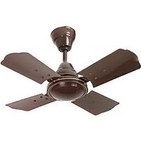Sameer Gati 24 High Speed Ceiling Fan-Brown