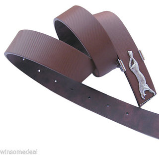 THE Brown Panther Belt at the Lowest Price Ever in INDIA