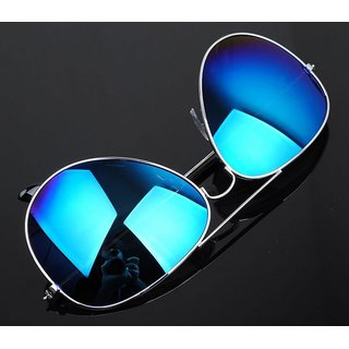 Blue Color Aviator At The Lowest Price In India