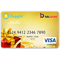 Zaggle Kuber Card(Rs 5000)