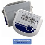 Citizen Fully Automatic Blood Pressure Monitor with FREE Comprehensive Health Checkup (CH 432)
