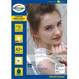 "Gocolor Dual Side Matte Coated Inkjet A3+ (13""X19"") Paper / 50 Sheets"