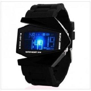 Skmei digital black watch For Boys