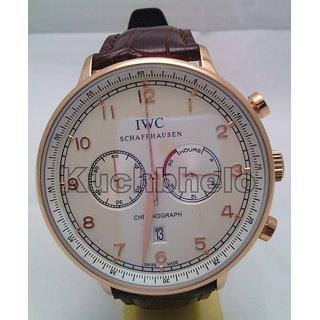 Buy Swiss Made Iwc Schaffhausen Quartz Mens Watch