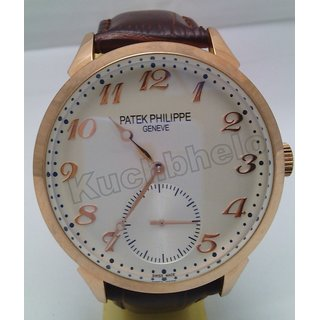 Buy Swiss Made Watch Name: Patek Phillipe Geneve Automatic Mens Watch  Movement: