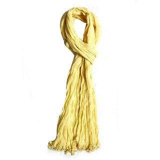 v.s cream cotton scarf
