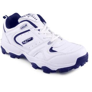 Lancer White Blue Shoes