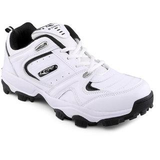 Lancer White Black Shoes