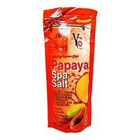 YC Papaya Spa Salt Skin Whitening Smooth Enriched Vitamin E Body Scrub 300g
