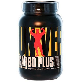 Universal Nutrition Carbo Plus High Performance Carbohydrate Supplement - Natural Flavour